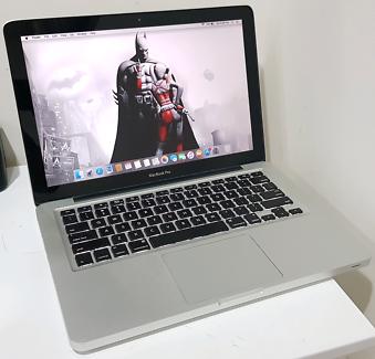 """MacBook Pro 13"""" 2011 Intel i5 8Gb Ram 320Gb Hd"""