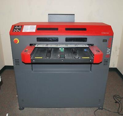 Compress Led Iuv-600s Flatbed Uv Printer Wide Large Format Commercial Business