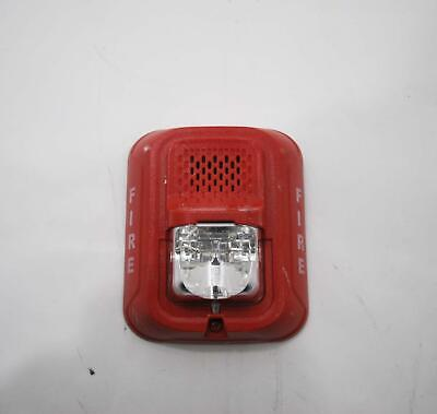 System Sensor P2rl 2-wire Strobe Horn Fire Alarm Wall Mount