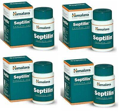 Himalaya Herbal Septilin Improves Body's Resistance Immunity | 60Tablets