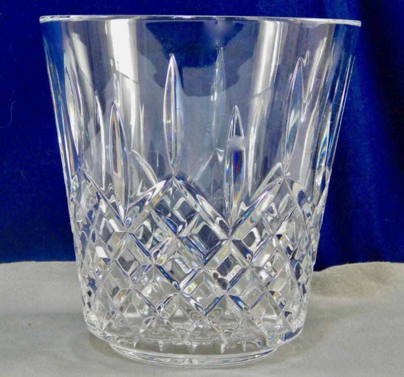 "SUPERB  WATERFORD "" LISMORE"" CUT CRYSTAL ICE BUCKET"