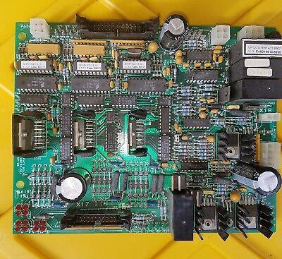 Instrumentarium Orthopantomograph Op-100 X-ray Cpu Interface Board