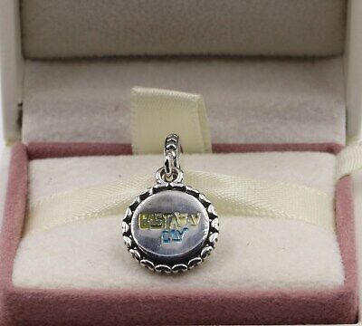 AUTHENIC PANDORA  CastaWay  Disney Cruise Line Dangle,  ENG791169_3       -