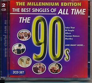 The-Millennium-Edition-the-Best-Singles-of-all-times-the-90s-2cd-startel