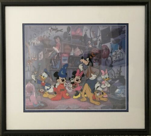 "Mickey and Friends ""Fond Memories""  1998 Disneyana Convention Exclusive"