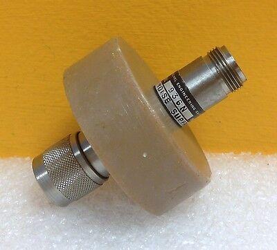 Weinschel 936n 10 Mhz To 12.4 Ghz Noise Suppressor