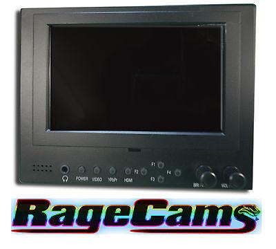 5 Hd Video Lcd Camera Hi-def Portable Tft Monitor Viewer For Gopro Hd Hero2