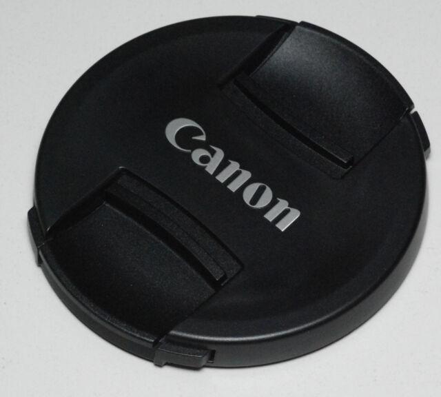 Canon Objektivdeckel 55mm Lens Cap E-55 mit Innengriff (NEU/OVP)