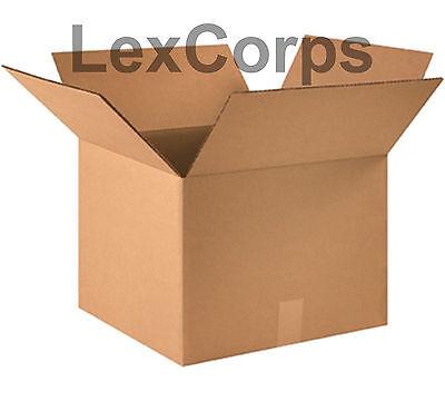 5 Qty Each 12x12x12 16x16x16 20x20x20 Shipping Boxes Standard