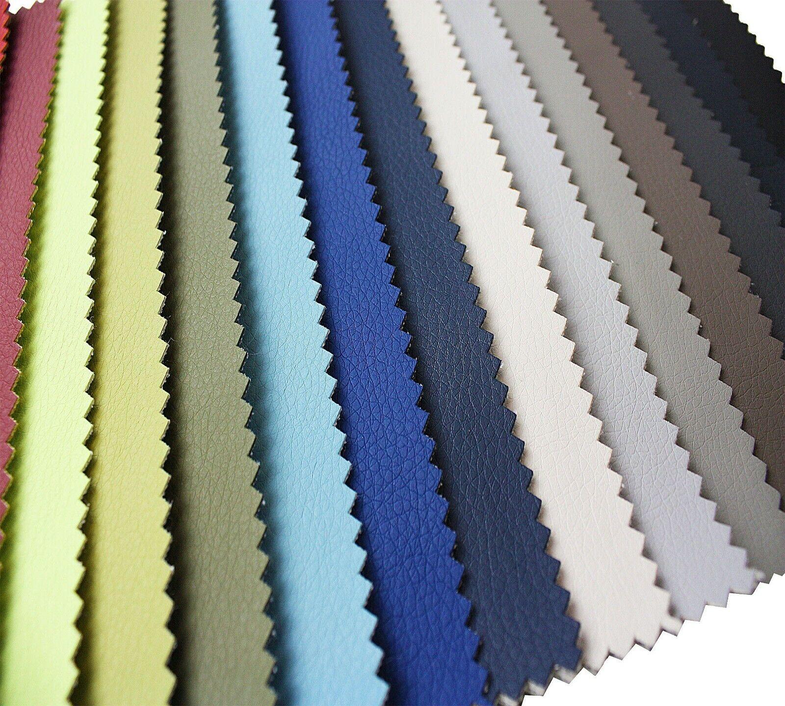 Kunstleder Möbel Textil Meterware Polster Stoff PU SOFT Möbelstoff