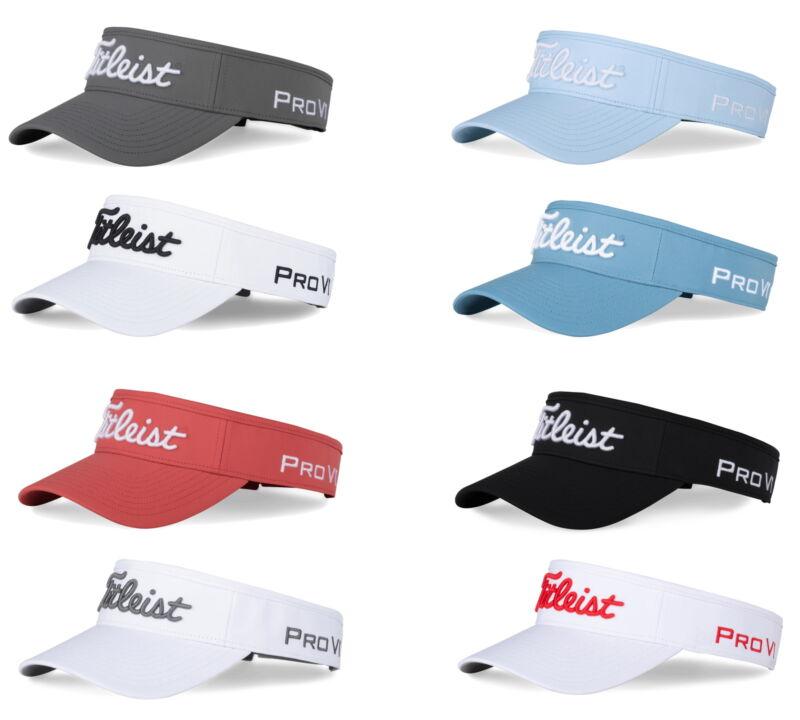 Titleist Tour Performance Visor Golf Hat Cap - New 2021 - Pick a Color
