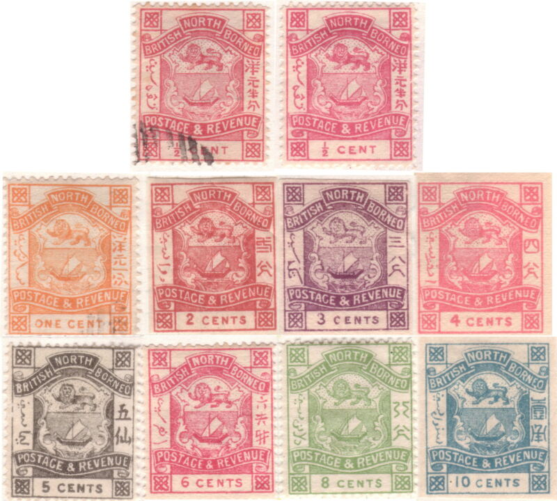 A complete set of Fournier forgeries