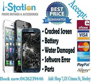 iPhone Samsung Sony HTC Screen Replacement & Parts Repair Service Morley Bayswater Area Preview
