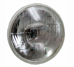 Semi Sealed Beam Headlight Assembly 7