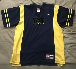 Men's XXL Nike Michigan Jersey