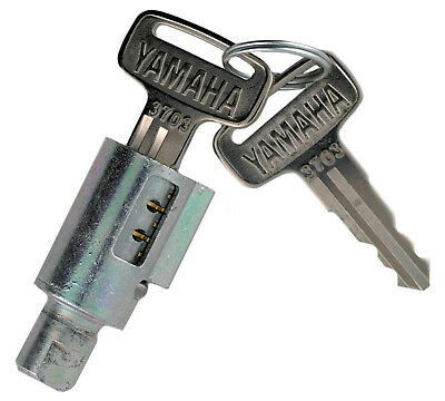 <em>YAMAHA</em> XT500 XS650 RD400 TX650 DT125 DT175 STEERING LOCK 16MM 22009