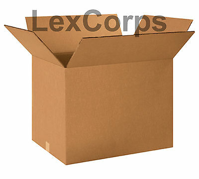 8 Qty 24x18x18 Shipping Boxes Heavy Duty