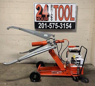 Spx Power Team Enforcer 55 Ton Ph553cl13 Hydraulic Gear Bearing Puller Enerpac