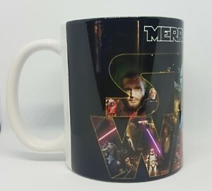 Star Wars Personalised Mug - Have Any name/Wording- Ideal Gift Idea