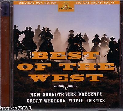 Best West MGM Soundtracks RYKO Great Themes UNFORGIVEN RETURN MAN CALLED HORSE - Best Homecoming Themes