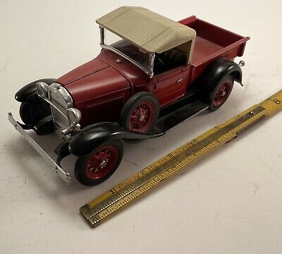 Hubley1930 Model A Ford Custom Pick Up Truck