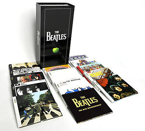 The Beatles - The Original Studio Recordings CD Box Set Collection New & Sealed