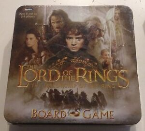 Sealed Lord of the Rings Board Game