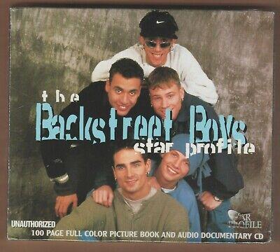 THE BACKSTREET BOYS cd