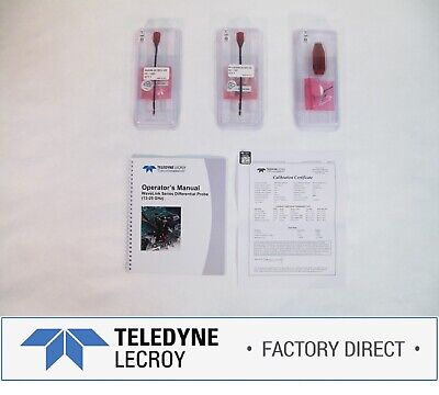 Teledyne Lecroy D1605-a 16ghz Differential Probe Factory Direct