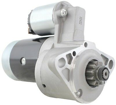 New Starter For New Holland Gehl  Ford Tractors 2120 1925 1720 Sl4610 Sl4615