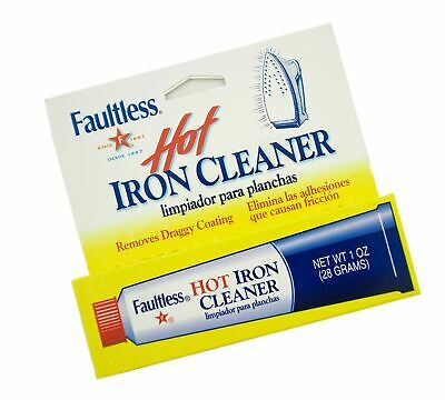 Faultless Starch 40110 Faultless Hot Iron Cleaner1oz (28 Grams) 1