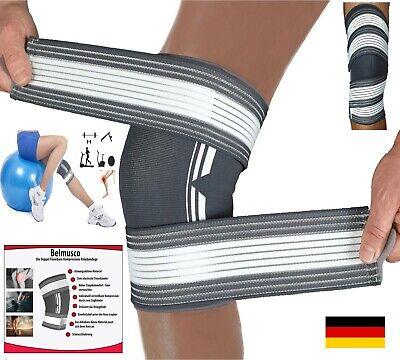 Kompression Bein (Kniebandage Kniestütze Knie Schmerzen Kompression Sport Bandage Knieschoner Bein)