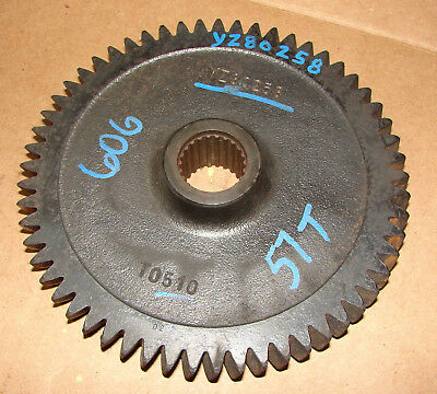 Yz80258 John Deere 4200 4300 4400 Left Hand Clutch Gear