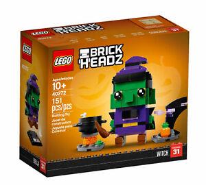 LEGO® BrickHeadz 40272 Halloween-Hexe - NEU/OVP