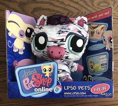 Kids Online Shops (Littlest Pet Shop LPSO Pets Online New In)