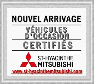 2015 Mitsubishi Mirage ES puiss + financement 0.9%