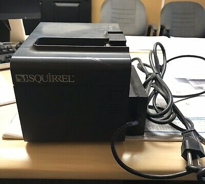 Squirrel Receipt Printer Epson TM-T90 M165A Thermal (Serial)