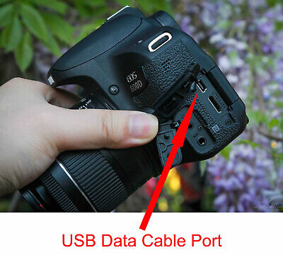 USB DATA SYNC Cable for Canon IXUS 210IS 220HS 230HS 300 300HS 310HS 330 400 430