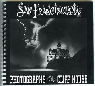 SAN FRANCISCO PHOTOGRAPHS of the CLIFF HOUSE OUT-OF-PRINT PICTORIAL HISTORY BOOK