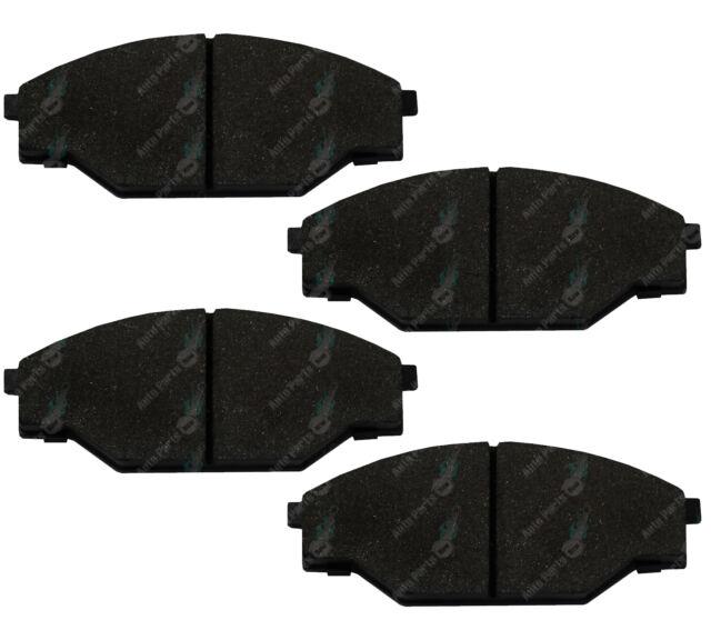 Disc Brake Pads Front DB1350 for Toyota Hilux LN107R RN85R YN87 LN147R LN145