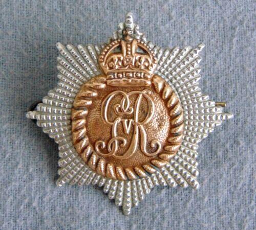 WWI Royal Canadian Regiment Cap Badge