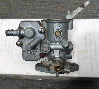 cushman scooter carburetor