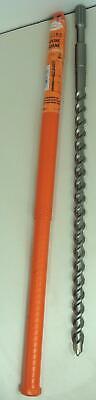 Hawera Spline Shank Rotary Hammer Drill Bit 34 X 18 X 23 93352 Germany