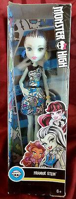 MONSTER HIGH FRANKIE STEIN Puppe NEU Grusel Geschenk Mattel Untote Halloween OVP