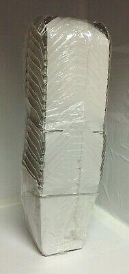 Chinese Take Out Boxes 30 Oz Food Pail. 20 Ct. White