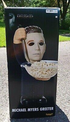 Spirit Halloween 2018 Michael Myers Greeter w/ Original Box NIB RARE