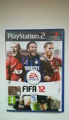 FIFA 12 PS2 - OTTIME CONDIZIONI - VERSIONE ITALIANA comprar usado  Enviando para Brazil