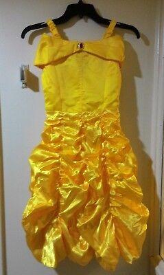 Dressy Daisy Girls' Princess Belle Costumes Princess Dress Up Halloween Size 5/6 - Dress Up Daisy