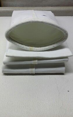 Jet Mill Dust Collectorfilter Bag 5x 10ft 2 Long New 35pcs