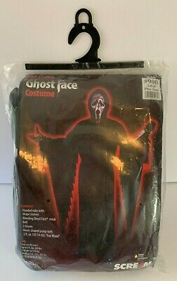 ace Robe Killer Adult Halloween Costume Scream plus size (Ghostface Robe)